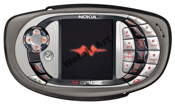 Nokia N-Gage QD 4 цвета Оригинал! Качество!