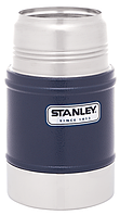 Термос пищевой Stanley Classic Blue 936STY (500 мл)