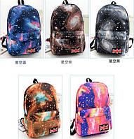 Портфель рюкзак сумка школьная Студент Космос