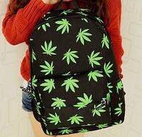 Портфель рюкзак сумка школьная Студент Конопля