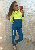 Женский двухцветный костюм Адидас НОРМА
