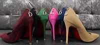 -30% Туфли женские Модные красивые на каблуке