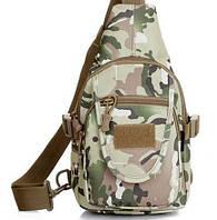 Тактический рюкзак туристическая Военный плечо
