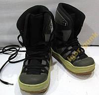 Ботинки для сноуборда, 39 (Стелька 25 см) ОТЛ СОСТ