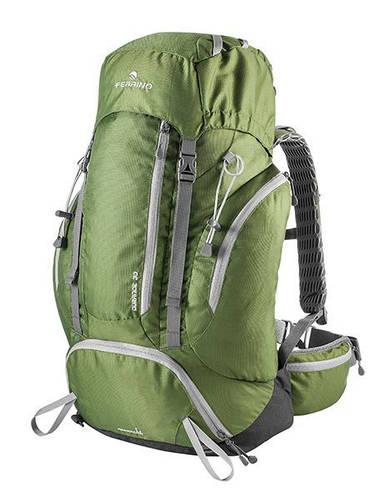 Туристический современный рюкзак Ferrino Durance 30 Green 922881 зеленый