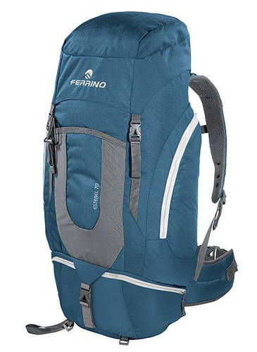Качественный рюкзак для туриста Ferrino Esterel 70 Blue 922872 синий