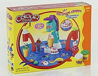 "Набор для детского творчества ""Ice cream shoppe"" - Тесто для лепки от Colour Dough"