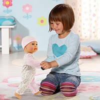 Интерактивный Пупс Первые шаги Baby Born Zapf Creation