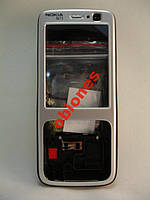 КОРПУС Nokia N73 (Silver) AAA+ High copy