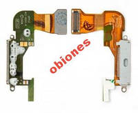 Шлейф с разъемом зарядки Apple iPhone 3G