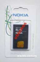 АКБ Nok C3-00/N900/X1-01/Asha 200/Asha 201 High-ORIG