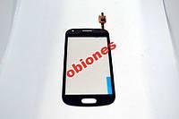 ТАЧСКРИН Samsung S7562/S7560 black H/С+Самоклейка