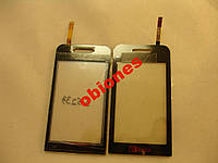 ТАЧ Samsung S5233 (Black)  HIGH COPY +Самоклейка
