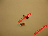 МИКРОФОН на шлейфе LG C1100/C1150/C1200/U8380/ A800/D880 ORIG