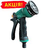 Пістолет для поливу PRESTO 8-функціональний, метал посилений