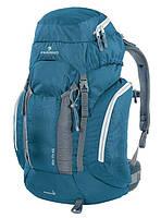 Прочный хайкинговый рюкзак для туризма Ferrino Alta Via 45L Blue 922850 синий