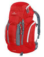 Хайкинговый женский рюкзак для туризма и отдыха Ferrino Alta Via 45L Red 922851 красный