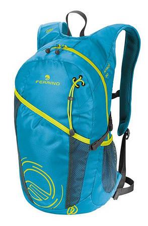 Городской рюкзак для спорта и отдыха Ferrino Apache 20 Blue 922874 синий