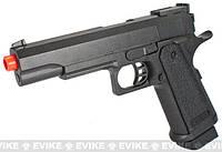 Металлический игрушечный пистолет ZM 05