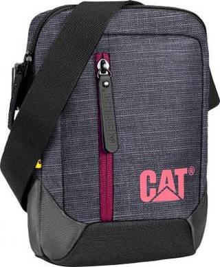 Сумка с отделением для планшета 1,5 л. CAT the Project Fashion Edition 83310;290 Серый