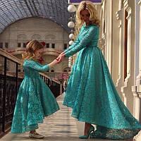 Эксклюзивный  набор платьев мама и дочка