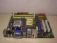 4х ядерный комплект 775 P5QL-VM+Q8400