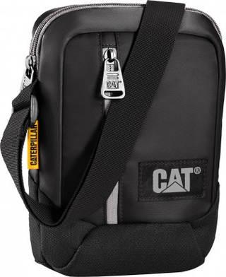 Сумка через плечо с отделением для  мини-планшета 1 л. CAT The Giants 83133;01 Черный