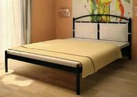 Кровать металлическая  INGA (ТМ Метакам)