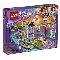 LEGO Friends ПАРК РАЗВЛЕЧЕНИЙ: АМЕРИКАНСКИЕ ГОРКИ