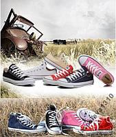 Кеды Converse много цветов высокие низкие модели