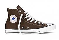 Кеды Конверс Converse ALL STAR Высокие коричневые  Конверсы В наличии
