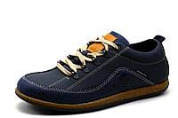 Туфли Columbia Techlite, мужские, спортивные, натуральная кожа, синие, р. 40, фото 1