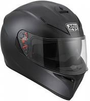 Мото шлем AGV K-3 SV черный матовый, L