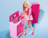 Кукла Штеффи на кухне Steffi Simba