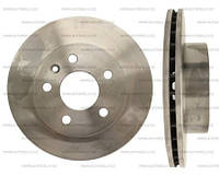 Тормозной диск передний  MERCEDES VITO 639 за 2шт