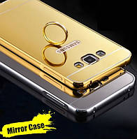 Чехол бампер зеркальный Samsung Galaxy J5 J510