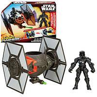 """Hasbro Разборные транспортные средства вселенной """"Звездные войны"""" (В3701)"""