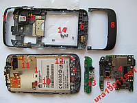 Сенсор + рамка Huawei Ascend G300 U8815 розборка
