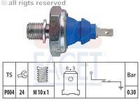 Датчик давления VW PASSAT 1,6-1,8-1,9-2,0 синий