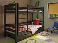 Детская двухъярусная кровать Лакки