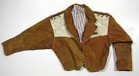Куртка замшевая, (плечи - 54 см), ЕКСКЛЮЗИВ!