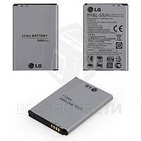 Батарея BL-59JH LG P713 Optimus L7 II, P715 Optimu