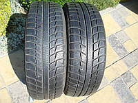 Резина зимняя б/у R15 185/60 Michelin Alpin A3 пара 2шт.