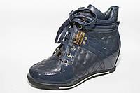 Сникерсы-ботинки для девочки Kellaifeng р 32-37