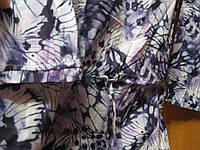 Туника хлопок сток шик блуза блузка рубаха 46 12 M