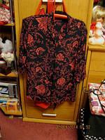 Туника ИНДИЯ новая 48 М 14 блуза блузка цветная