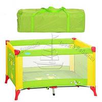 Манеж-кровать Bambi (Metr+) M 1545 предназначен для использования в качестве кроватки
