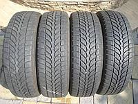 Резина зимняя б/у R15 185/65 Bridgestone Blizzak LM-32, комплект 4шт.