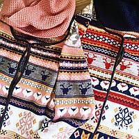 Шерстяные кардиганы женские в комплекте с шарфиком