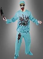 Карнавальный костюм для Хеллоуина. Врач-зомби